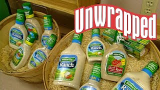 How Hidden Valley RANCH Is Made (from Unwrapped) | Food Network