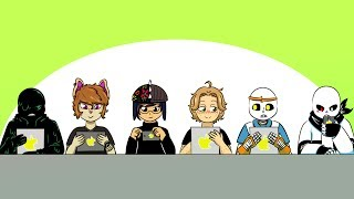 Universos Alternos de Undertale: Dreamtale Hangouts 2