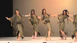 Amira Art Company: Helwa (oriental Dance) - 4th CAIRO! Festival Gala Show 2012, Budapest, Hungary
