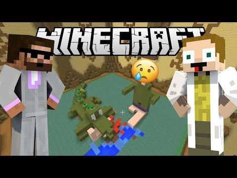 [GEJMR] Minecraft - BuildBattle - Aligátor