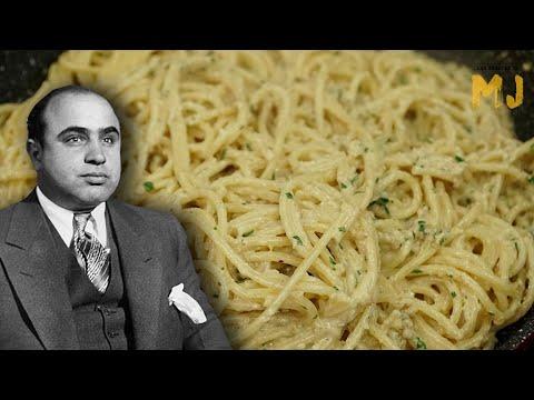 Esta Es La Receta Italina Favorita De Al Capone