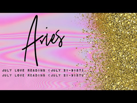 ARIES!! - A BLESSINGS IN DISGUISE! - Week of July 22, 2019