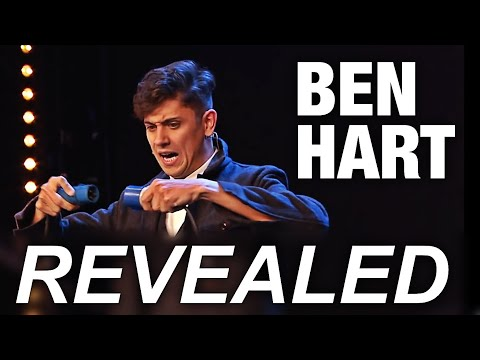 Ben Hart: BGT 2019 Audition Magic Trick REVEALED (видео)