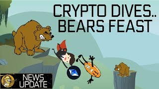 Crypto Markets Crash & US Dollar Scam - Bitcoin & Cryptocurrency News