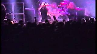Fates Warning - Static Acts [live video, New Heaven 1992, pt. II]