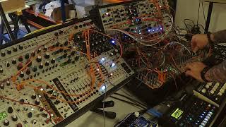 AJ Fourier Live  eurorack  deep/dubtechno/ambient set. No computer,live take.