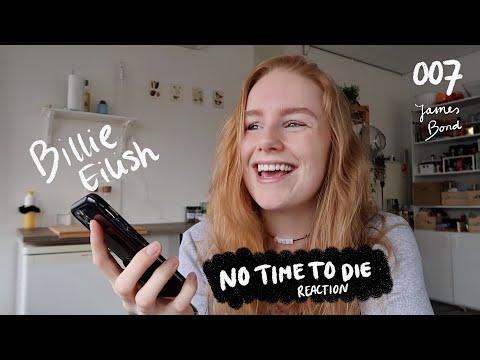 Billie Eilish - No Time To Die - reaction