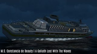 M.S. Constancia de Beauty | A Goliath Lost With The Waves