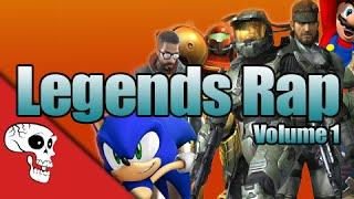 Video Game Legends Rap, Vol. 1 -