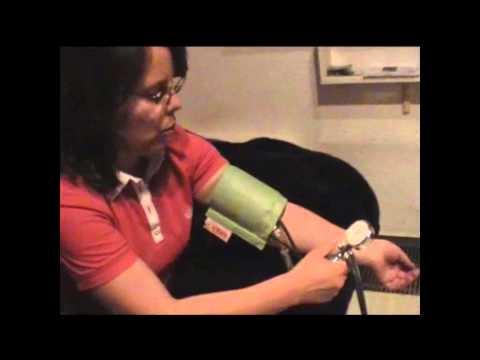 Blutdruck während des Schlafes Rate