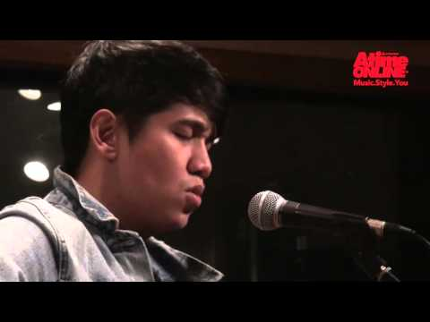 Lost Stars - O.Pavee Live! at AtimeStudio GMM Grammy