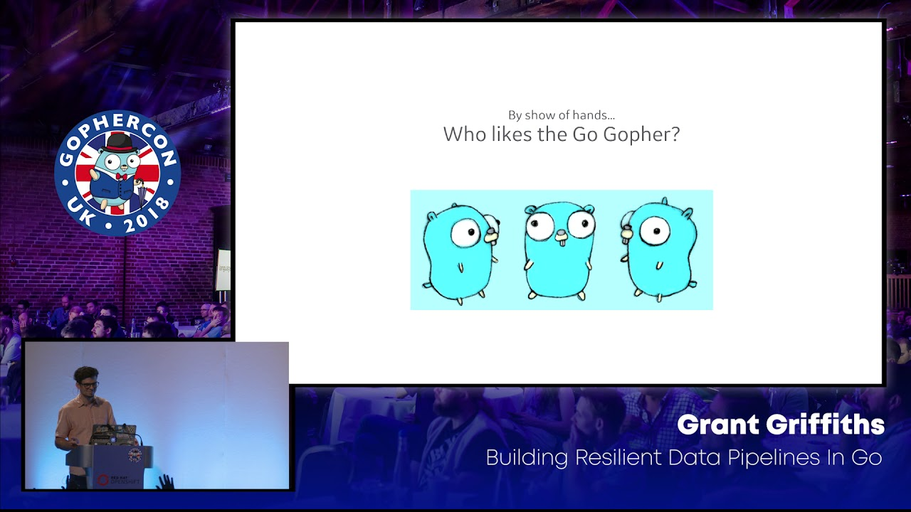 Golang Tutorial Videos - GopherCon UK