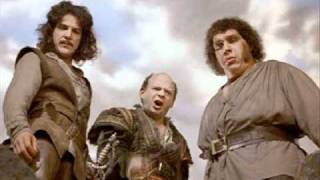 The Cliffs of Insanity - Princess Bride Soundtrack