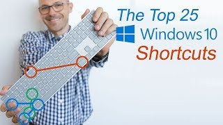 Top 25 Windows Shortcuts That Save Time (Windows 10)