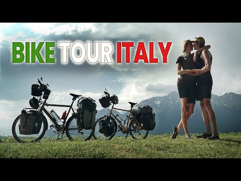 Bicycle Tour Europe - ITALIA | Cycling the World 6