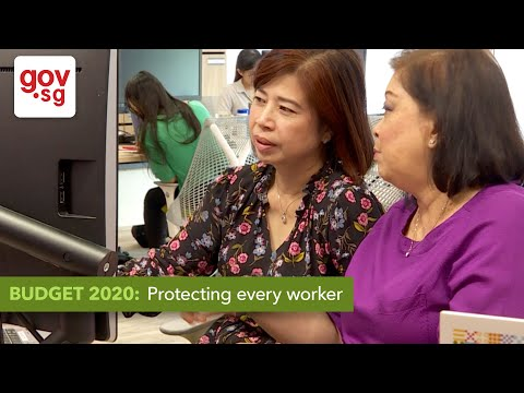 Budget 2020: Protecting every worker