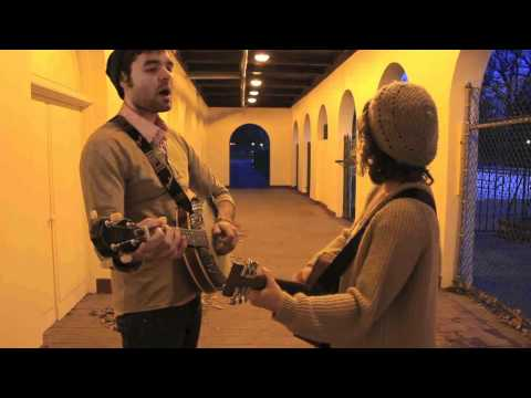 Swear and Shake - The Light - Acoustic Performance