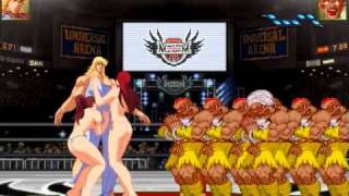 Part239【MUGEN】ゲージMAXシングルトーナメント【Finalゲジマユ】