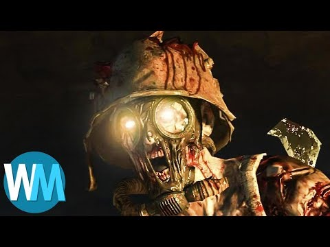Top 10 Best Call of Duty Zombies Maps!