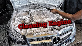 How to SUPER WASH your ENGINE BAY⚒