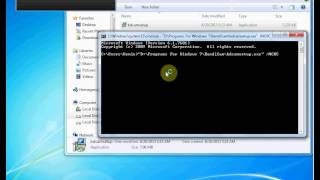 Fix  NSIS ERROR - windows 7 Setup archive