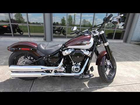 2021 Harley-Davidson Softail Slim FLSL