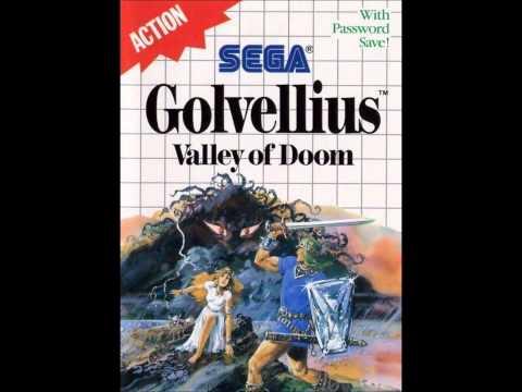 Golvellius: Valley of Doom - Final Cave