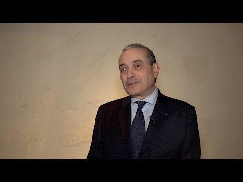 Laurent Stefanini - A la table des diplomates -