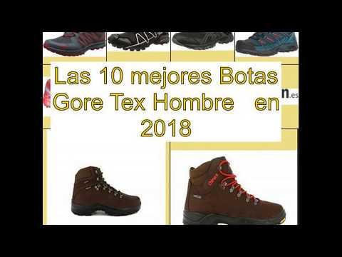 Fértil por favor confirmar cáscara  Mejor-es Botas Chiruca Goretex Hombre – Revista Visor
