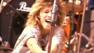 'RUNAWAY' Bon Jovi (SUPER ROCK JAPAN 1984) High Quality Mp3 (new audio)