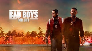 Sony Pictures Entertainment BAD BOYS FOR LIFE. Nuevo Objetivo. Ya en cines. anuncio