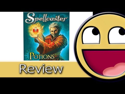 Failroad Express Reviews Spellcaster: Potions