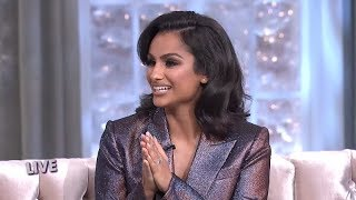 FULL INTERVIEW - Part 1: Nazanin Mandi on Her Wedding with Miguel