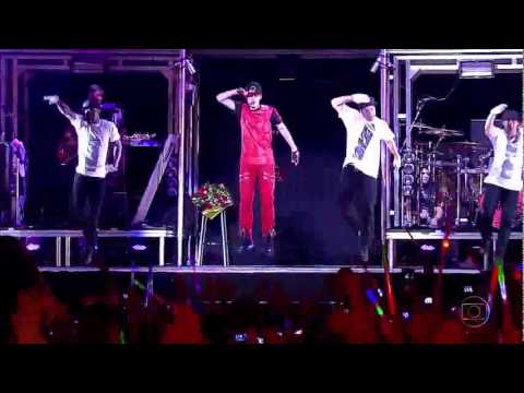 Download Justin Bieber - Live From São Paulo  (Full Show HD) HD Mp4 3GP Video and MP3
