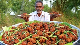 Crispy Chicken Pakora Recipe | Easy Chicken Snacks By Our Grandpa