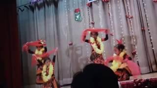 IISJ Winter Concert 2018: UKG A - Odisha folk dance (trimmed)