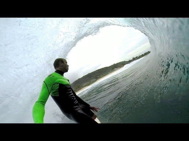 GoPro: Endless Barrels - GoPro of the Winter 2013-14 powered by Surfline