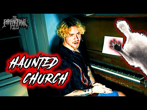 Overnight In The Most Haunted Chapel In Texas