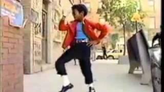1980's Pepsi Commercial (Michael Jackson)