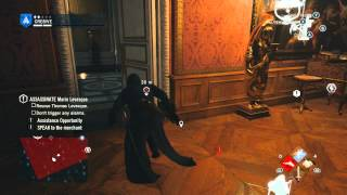 Assassin's Creed Unity Walkthrough Gameplay #25 Hoarders Best Gameplay Ever! Sick Getaway!