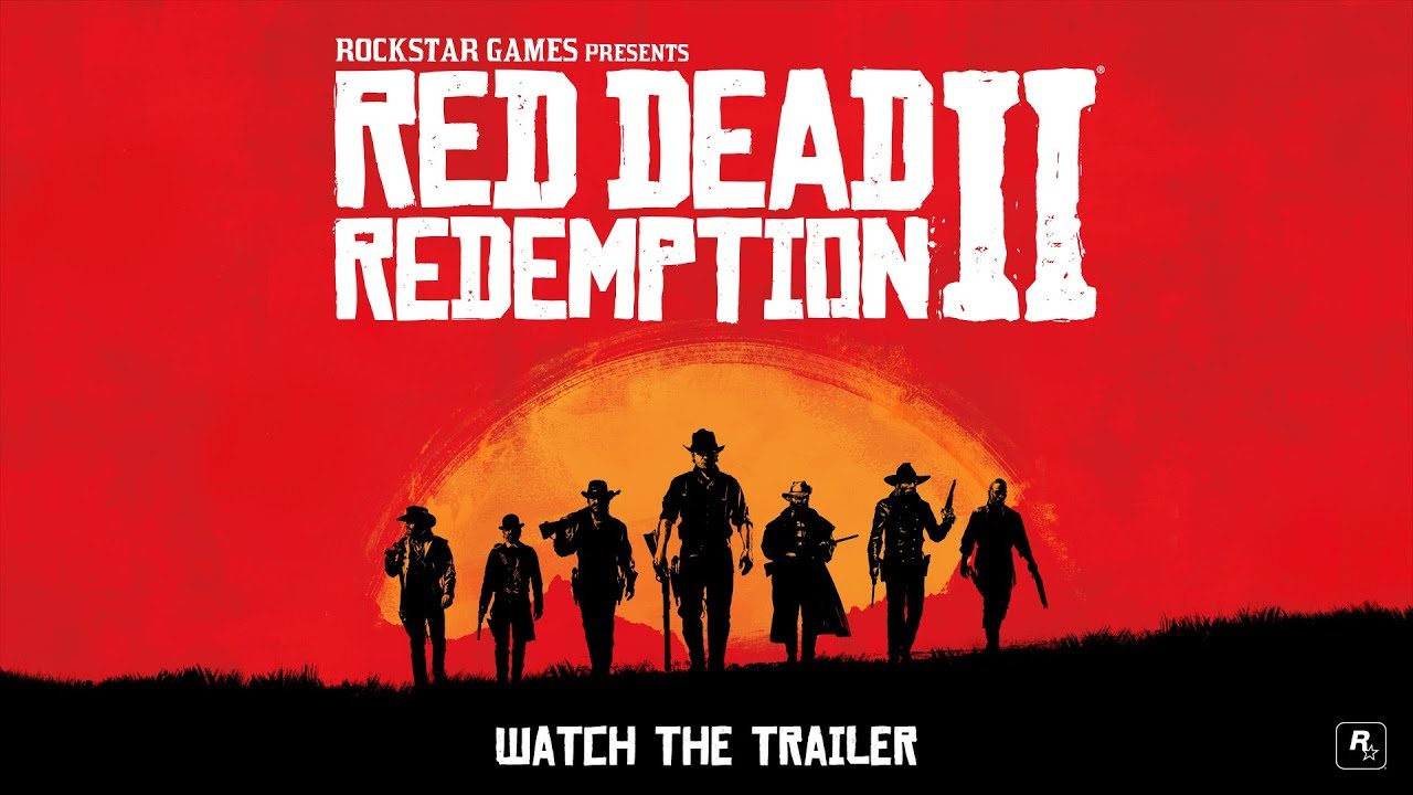 And Here's The Red Dead Redemption 2 Trailer