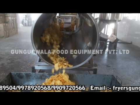 Automatic Chips Making Plant