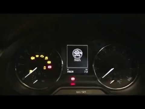 Das Öl in den Motor mitsubissi padschero der Sport das 3.0 Benzin