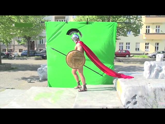 Jual Green screen kain background hijau Murah - Kota ...
