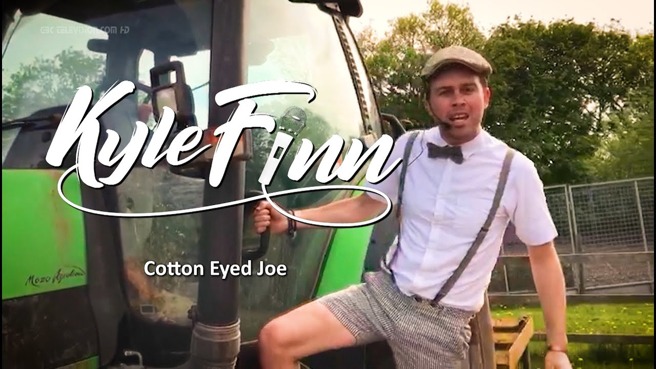 Kyle Finn - Cotton Eyed joe