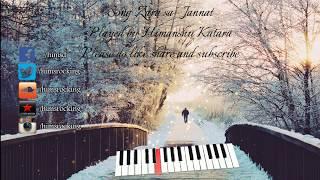 Zara sa instrumental Jannat | Himanshu Katara | - YouTube