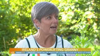 Karen Barry chats 'Lift' on Ireland AM