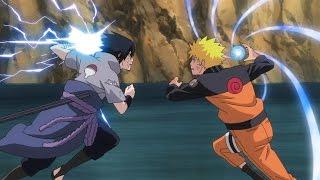 Naruto [AMV]   My Demons (Naruto Vs Sasuke Final Battle)