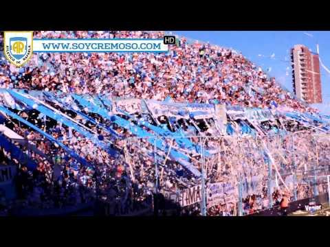 """""""Soy Cremoso Atletico de Rafaela vs Colon"""" Barra: La Barra de los Trapos • Club: Atlético de Rafaela"""
