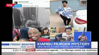 Kiambu murder mystery: How text messages reveal the marriage was on the rocks
